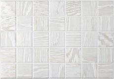 Vierkante tegels in marmer met gevolgen Royalty-vrije Stock Afbeeldingen