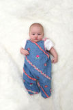Viermonatliches altes Baby Lizenzfreies Stockbild