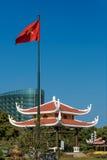 Viernam -老和现代大厦 图库摄影