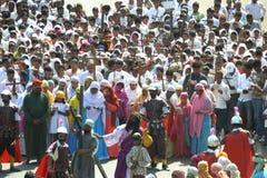 Viernes Santo 2011 Fotos de archivo libres de regalías