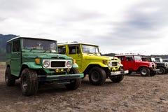 Vierradantriebfahrzeuge Lizenzfreie Stockbilder