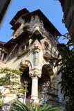 Viertel-Coppedè Stockbild