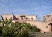Viertel der Königin Nagaurs am Palast Lizenzfreies Stockbild