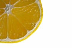 Viertel der Zitrone Lizenzfreies Stockfoto