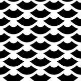 Viertes einfaches einfarbiges schiefes nahtloses Muster Tabub Lizenzfreie Stockfotografie