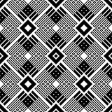 Viertes schwieriges einfarbiges schiefes nahtloses Muster Zigper Stockbilder