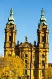 Vierzehn heilige Helfer, Deutschland Stockfoto