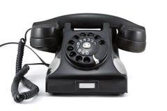 Vierzigerjahre Ära-Telefon Stockbilder