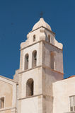 Vieste, the church tower of St francis Stock Photography