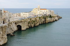 Vieste Royalty Free Stock Photography