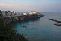 Vieste 1 Royalty Free Stock Photography