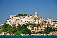 Vieste, Puglia, Italy Stock Photography