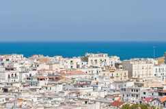 Vieste. Puglia. Italy. Royalty Free Stock Photography