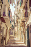 Vieste Town, Apulia, Italy Stock Photos