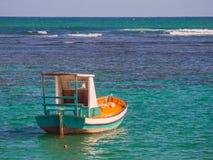 viet för nam för strandfartygdanang fiske Fotografering för Bildbyråer