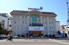 Vietin银行 库存图片