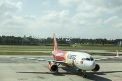 VietJet Air Stock Photo
