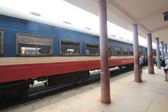 Vietman Hue Railway Station Fotografie Stock Libere da Diritti