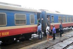 Vietman Hue Railway Station Stock Image