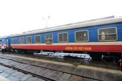 Vietman Hue Railway Station Royalty Free Stock Photography