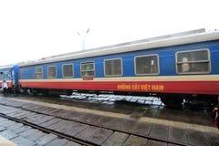 Vietman odcienia stacja kolejowa Fotografia Royalty Free