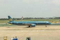 Vietnam Airlines Arkivfoton