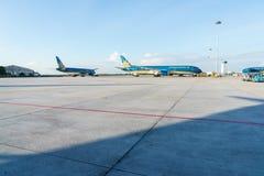 Vietnam Airlines Royaltyfria Bilder