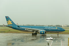 Vietnam Airlines Royaltyfri Bild