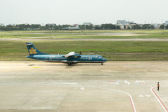 Vietnam Airlines Arkivbild
