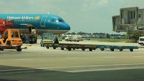 Vietnam Airlines stock videobeelden