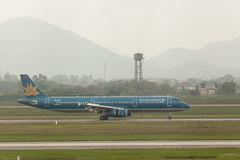 Vietnam Airlines Stock Photo