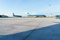 Vietnam Airlines Royalty Free Stock Images