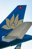 Vietnam Airlines Royalty Free Stock Photo