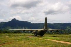 Vietnam American plane. American US plane captured by Vietnamese Stock Photo