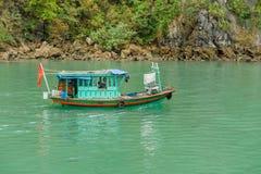 Vietnam - bahía de Halong Imagen de archivo libre de regalías