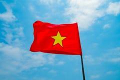 Vietnam bandery Obrazy Stock
