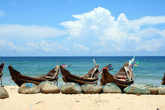 Vietnam Beach Stock Images