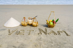 Vietnam Beach Royalty Free Stock Image