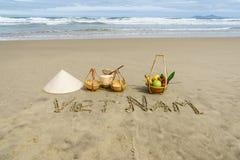 Vietnam Beach Royalty Free Stock Photos