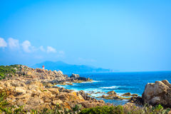 Vietnam beach Royalty Free Stock Photo