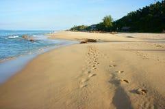 Vietnam beach, Viet Nam seashore, landscape Royalty Free Stock Photo