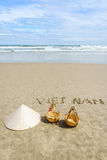 Vietnam Beach Royalty Free Stock Images