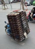 Vietnam bike royalty free stock photography