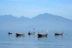 Vietnam boat, Vietnam Royalty Free Stock Image