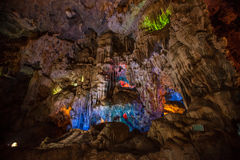 Vietnam cave Royalty Free Stock Photography