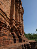 Vietnam Champa temple. Detail of Champa temple ruin in Vietnam Royalty Free Stock Image
