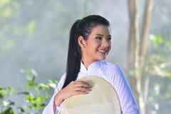 Vietnam- - China-Artfrau Lizenzfreies Stockbild