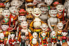 Vietnam Clay figurine Stock Image