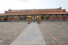Vietnam Complex of Hue Monuments Royalty Free Stock Photos