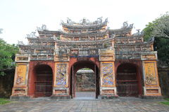 Vietnam Complex of Hue Monuments Stock Images